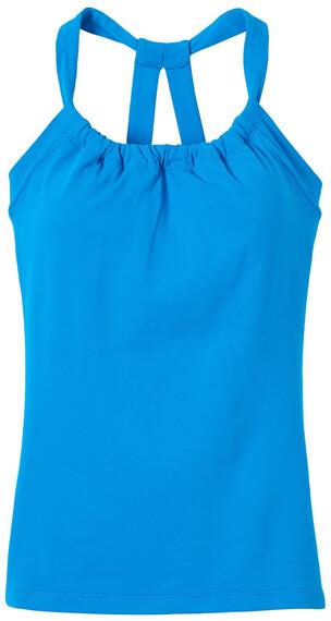 Prana W's Quinn Chakara Top Electro Blue